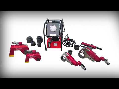 Hi-Force Hydraulic Tools Corporate Video